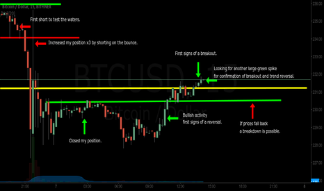 BTCUSD: Bitcoin's Potential Bullish Reversal.
