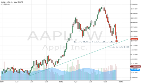 AAPL: Buy of a lifetime?