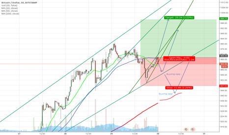 BTCUSD: Bitcoin Moon Landing Temporarily Postponed But Still Likely.
