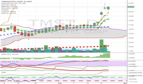 TMST: steel concept very good volume