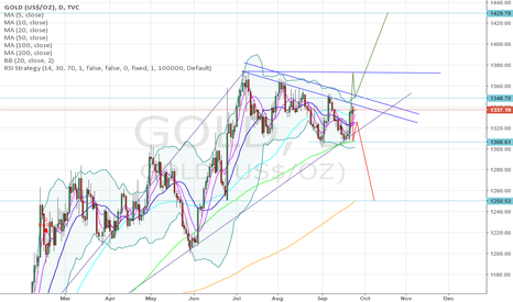 GOLD: Gold will reach the sky