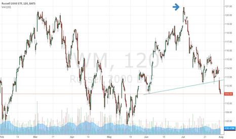 IWM: Small Caps (NYSE:IWM) Headed For Bumpy Ride
