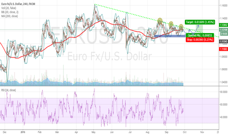 EURUSD: EURUSD 30days preview