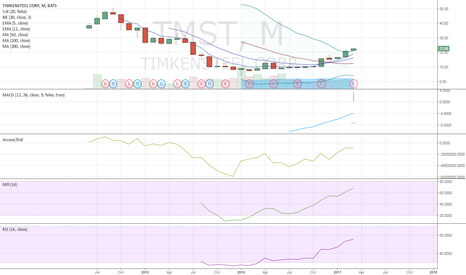 TMST: $TMST monthly