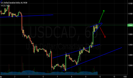USDCAD: USD/CAD1H