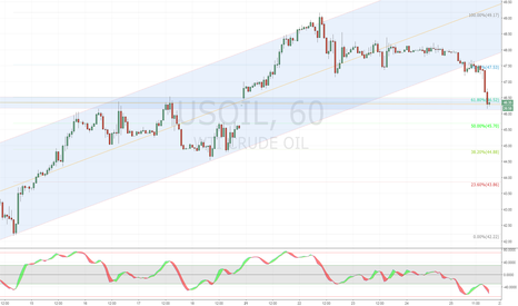 USOIL: Bullish DVG + OPEC News + Holiday Volume