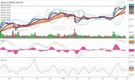 AAPL: AAPL: Poised for more upside