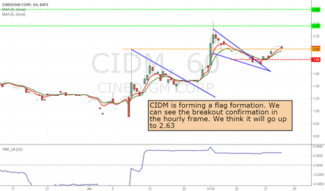 CIDM: CIDM to long from 2