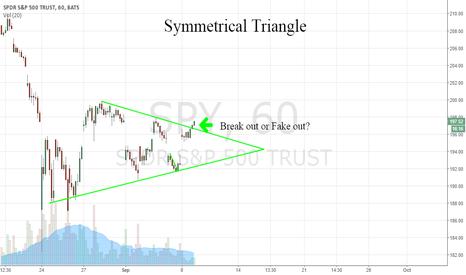 SPY: Spy: Potential Breakout Signal