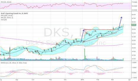 DKS: continuing towards next
