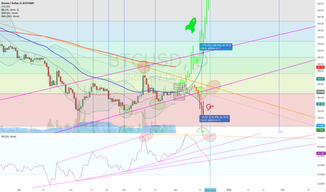 BTCUSD: Ambitious Two Week Forecast