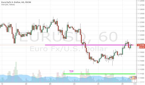 EURUSD: Super Pips before ECB !