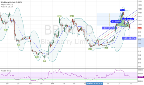 BBRY: Bearish HSHs Scares us
