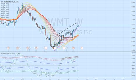 WMT: Long position on Walmart