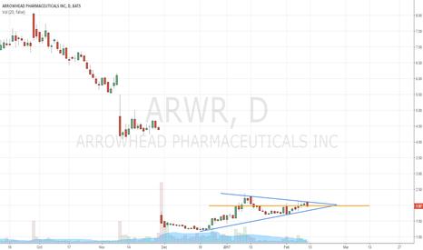 ARWR: Straight as an Arrow