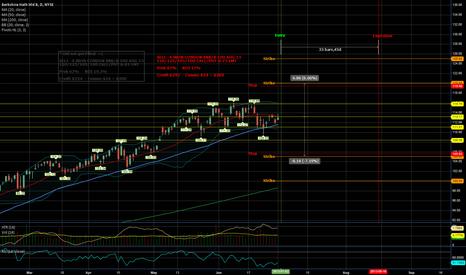 BRK.B: Berkshire Hath /B  -> continued from last chart.