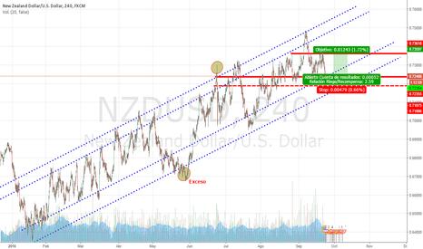 NZDUSD: Largo en NZD/USD