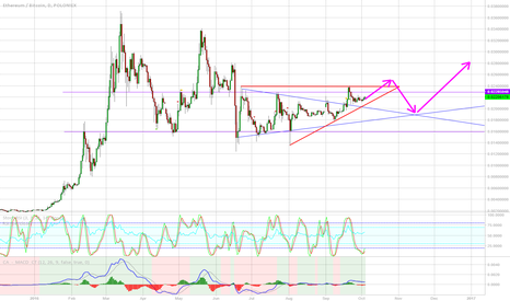 ETHBTC: Roller-coaster in the Ether?