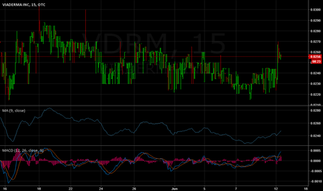 VDRM: Great news today, I believe we see the start of a bull trend