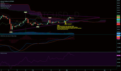 BTCUSD: I'm still a little bullish