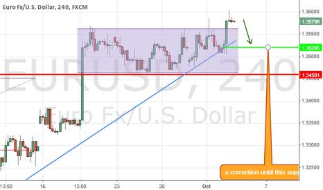 EURUSD: Euro/$