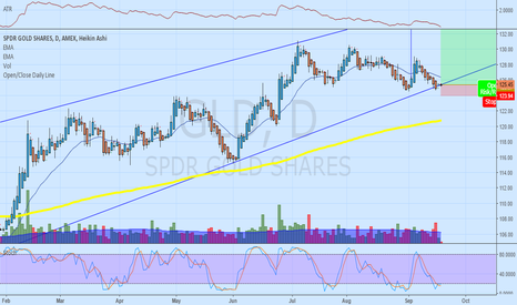 GLD: GLD @ LOWER CHANNEL LINE