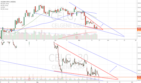 CELG: Wedge within a wedge