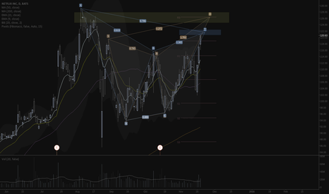 NFLX: Butterfly OR Gartley