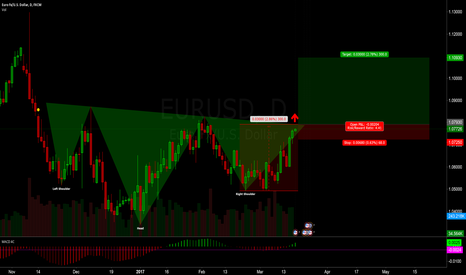 EURUSD: The only EURUSD bull?