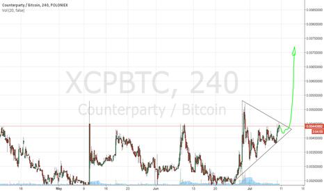 XCPBTC: XCP
