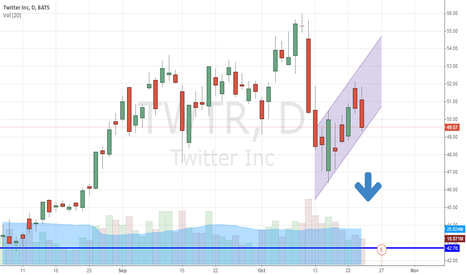 TWTR: Tweet Out This Bearish Pattern, Twitter Inc (NYSE:TWTR)