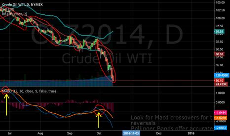 CLZ2014: Crude Oil Short Momentum Play
