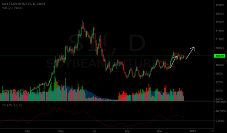 S1!: Soybean on the rise?
