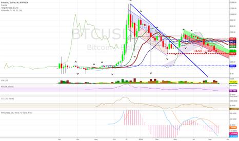 BTCUSD: Bitcoin Panic Zone