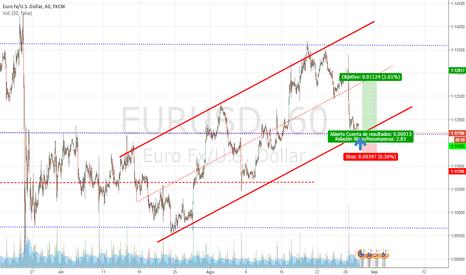 EURUSD: Largo en el EUR/USD