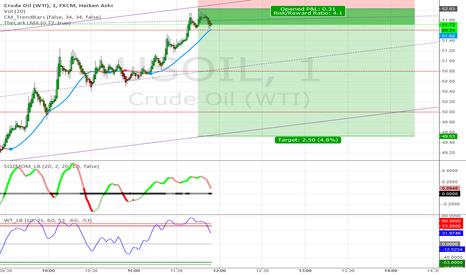 USOIL: Crude Oil Strategy #29