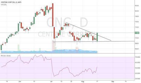 CNC: triangle break out?