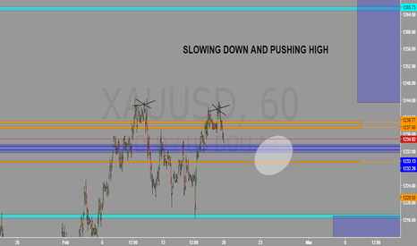 XAUUSD: I dont know what will happen.