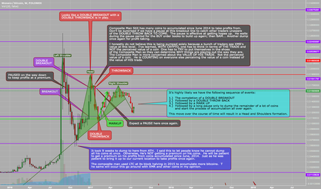 XMRBTC: SEE the value of the TRADE; not the perceived value of a coin.