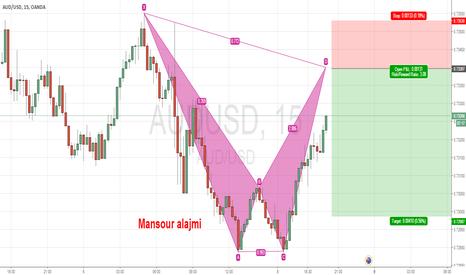 AUDUSD: sell