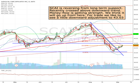 SCAI: SCAI- Long from 43.03 to 47.87