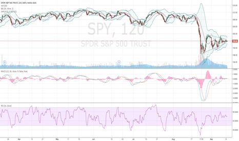 SPY: Very clear Wave IV Triangle