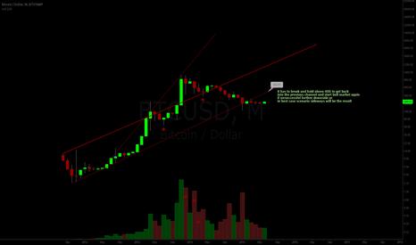 BTCUSD: Bitcoin in Long-term Update