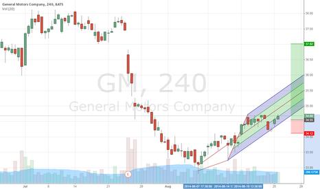 GM: GM long swing trade