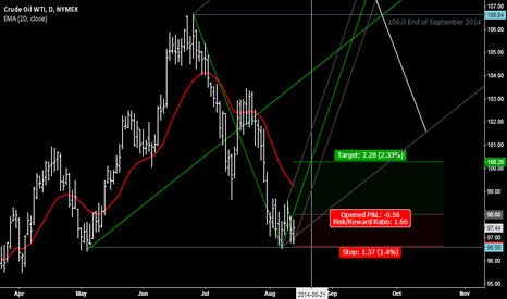 CLU2014: CRUDE OIL WTI