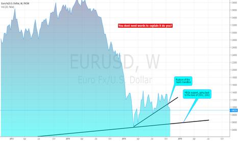EURUSD: LONG TERM EURUSD VIEW