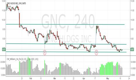 GNC: GNC High Risk, High Reward