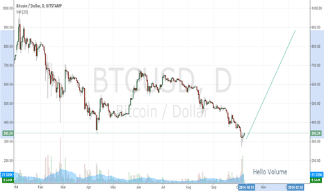 BTCUSD: The Bottom Is in