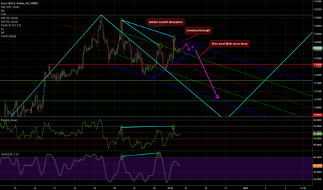 EURUSD: Short term bear, long term bull