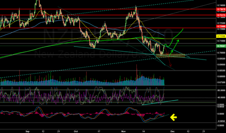 NZDUSD: NZDUSD - Could be a Long in the Making